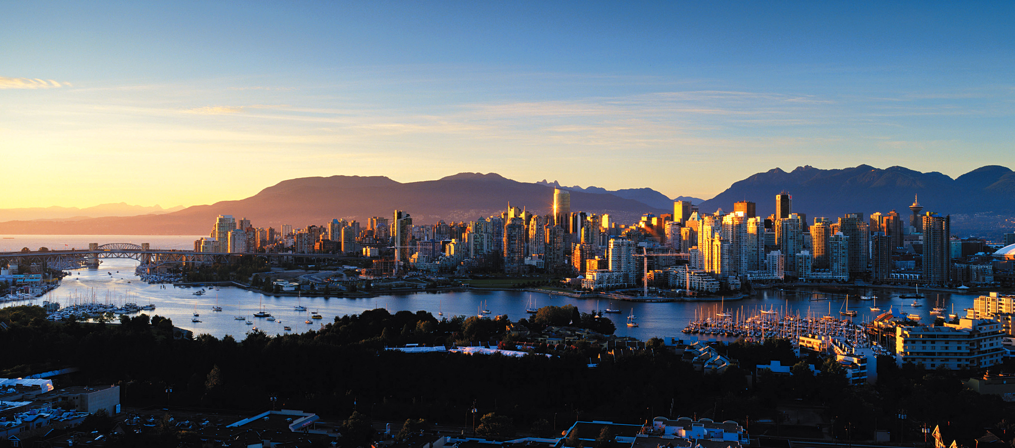 Vancouver, Canada's first city to develop a digital strategy