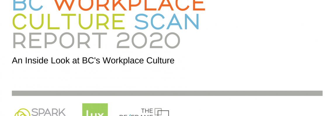 BC Workplace Culture Scan Title Page